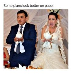 plans look better on paper