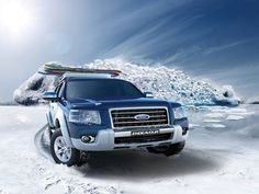 Ford Endeavour HQ Wallpapers 2016