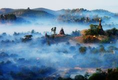 Mrauk U Myanmar -  Burma