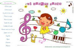 Recursos Musicales | Mª Jesús Camino Rentería