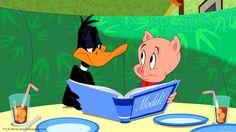 The Looney Tunes Show.