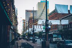 Exploring Denver, CO