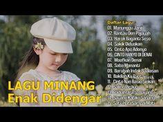 MANTAP!!! 15 Lagu Minang Paling Enak Didengar - Lagu Minang Terbaik 2019 - YouTube Youtube, Musik, Youtubers, Youtube Movies