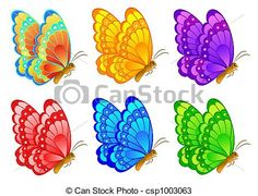 Stock Illustration - butterfly - stock illustration, royalty free illustrations, stock clip art icon, stock clipart icons, logo, line art, pictures, graphic, graphics, drawing, drawings, artwork