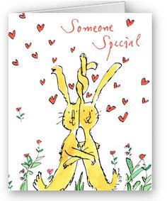 Quentin Blake - Valentines Someone Special