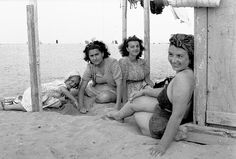 Dopo Guerra  - Spiaggia di Rimini