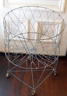 Photo Sharing Vintage Wire Baskets Home Decor Baskets Wire
