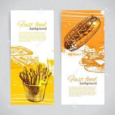 food banners designs - Recherche Google