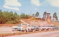 paul bunyan in Michigan - Paul Bunyon Lookout Alpena Mi