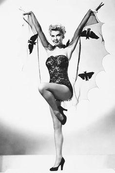 Vera-Ellen c. 1950s- Pinned by The Mystic's Emporium on Etsy