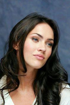 #bonita #atriz #linda #megan #cabelo #rosto #olhos #filmes