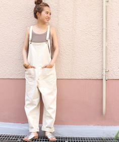 Jumper Outfit, Handsome Actors, Overalls, Dressing, Casual, Pants, Ladies Fashion, Outfits, Japan