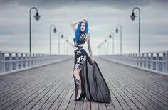 Model: @bluexastrid