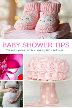 PLANNING YOUR FIRST BABY SHOWER? See our favorite Baby Shower Tips! Including invitations, games, coed baby bbq ideas and more...