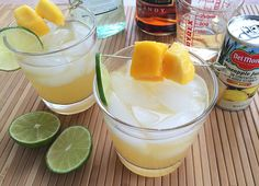 SIMPLE RUM PUNCH - Boxes and Jars