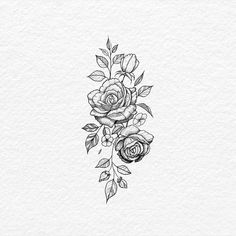 simple but want peonies ink tattoos, tattoo designs, rose - rose tattoo drawing Trendy Tattoos, Mini Tattoos, Small Tattoos, Cool Tattoos, Small Hip Tattoos Women, Bat Tattoos, Hip Tattoo Small, Wrist Tattoos For Women, Arrow Tattoos