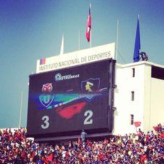 3-2 U de Chile vs Colo-colo