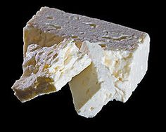 Feta cheese~honestly, I could probably eat this whole brick with some olives, maybe a little tomato.
