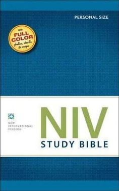 The NIV Study Bible is the #1 bestselling study Bible in the world's most popular modern English Bible translation--the New International Version. This best-loved NIV Study Bible features a stunning four-color interior with full-color photographs,