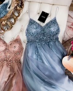Pretty Prom Dresses, Hoco Dresses, Ball Dresses, Elegant Dresses, Homecoming Dresses, Cute Dresses, Pretty Outfits, Stylish Outfits, Beautiful Outfits