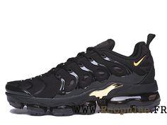 new product c1297 40cc9 Nike Air VaporMax Plus 2018 Chaussures Bleached Aqua TN Pas Cher Homme Or  noir 924453 004-