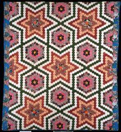 Mosaic, 1870-1890