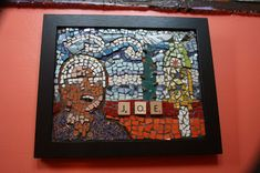 Art By Earth Mother Mosaics: From The Studio - Friday