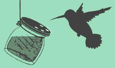 Baby-food Jar feeder