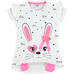 Clothes for girls outfits shirts New ideas Frocks For Girls, Little Girl Dresses, Baby Girl Shirts, Shirts For Girls, Baby Girl Fashion, Kids Fashion, Outfits For Teens, Trendy Outfits, Baby Kids Clothes