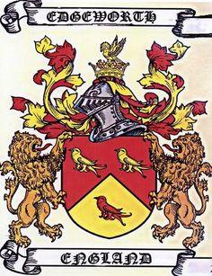 Lovell genealogy/ England    Richard Lovell Edgeworth