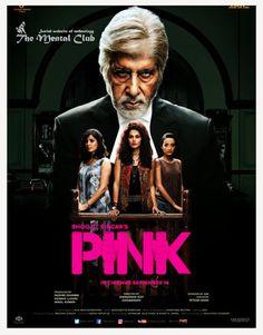 Pink 2016 Hindi 400MB DVDScr 480p