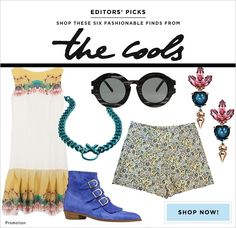Introducing The Cools