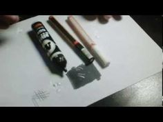 How to Refill Molotow Paint Markers 127 (One 4 All)