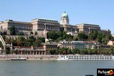 Budapest-a Duna part és a budai várnegyed