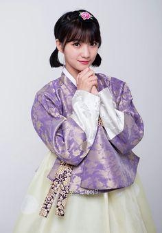 Korean Hanbok (Binbie)
