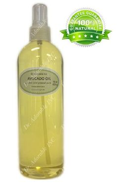 Product review for Avocado Oil Natural Skin Care Anti-aging and Skin Rejuvenating Properties Comes with a Sprayer 16 oz/1 pint  - Avocado oil can be used as a beneficial skin care product, for special scalp treatments, medicinal purposes, and in healthy cooking. Here are some important nutrients in avocado oil: Protein and Fats. Avocado oil contains a high amount of proteins and unsaturated fats, both of which are strong...