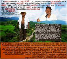 Comunicado de la Comisión por la Defensa de los Bienes Comunales de Santa María Ostula, Michoacán
