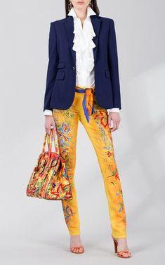 International Fashion Designers, Estilo Hippy, Parisienne Chic, Fashion Outfits, Womens Fashion, Fashion Trends, Ralph Lauren Style, Mellow Yellow, Look Chic