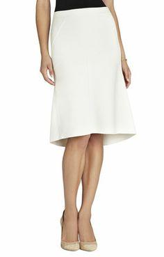 Manon Seamed Panel Skirt