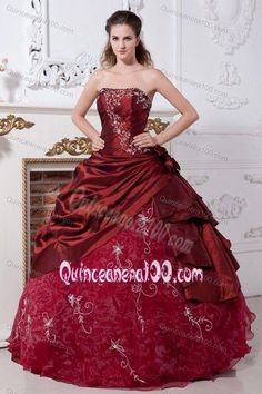 Cocktail Dresses 3d Embroidery Cocktail Dresses Short 2019 Graduation Party Dress Organza Burgundy Evening Gown Occasion Party Dresses Prom Dress Relieving Rheumatism