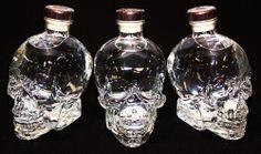 Crystal Skull Vodka... got mine signed by Dan Aykroyd!