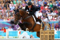 Nick Skelton- Great Britain (London 2012)
