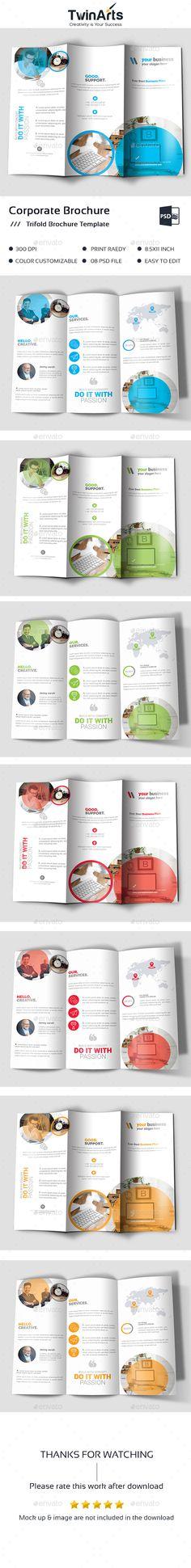 Digital Marketing & Advertising Agency Brochure | Pinterest ...