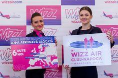 Wizz Air alocă a 6-a aeronavă la Cluj și anunță 6 rute noi