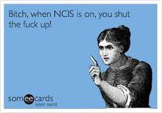 NCIS :-)