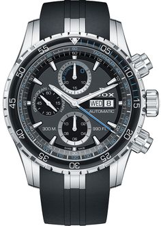 Master Horologer: Edox Grand Ocean Extreme Sailing Series™ Edition
