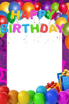 The best birthday party Happy Birthday Frame, Birthday Photo Frame, Happy Birthday Video, Cool Birthday Cards, Happy Birthday Pictures, Birthday Frames, Happy Birthday Gifts, Happy Birthday Messages, Happy Birthday Greetings