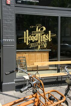 Cafes In Amsterdam: Headfirst Coffee Roasters