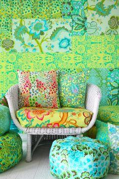 Amy Butler's Soul Blossoms Fabrics