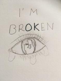sad drawings meaning deep drawing things simple sketches pencil tattoo feeling feelings think google eye